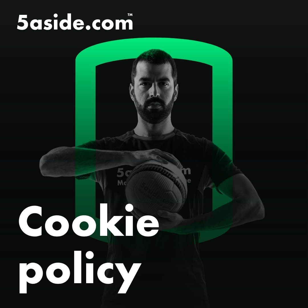 5aside.com Cookie policy